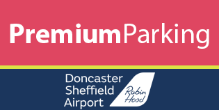 Robin Hood Airport Premium Parking logo