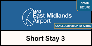 East Midlands Short Stay 3 logo