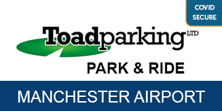 Manchester Toad Park & Ride logo