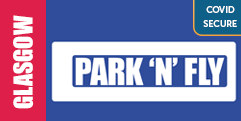 Park 'N' Fly Glasgow logo