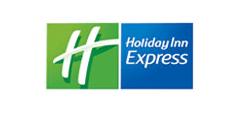 Parking at Holiday Inn Express Norwich logo