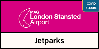 Stansted Jet Parks logo