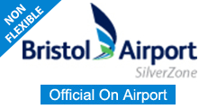 Bristol Official Silver Zone Car Park logo