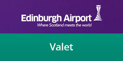 Edinburgh Airport Offical Valet Parking Special