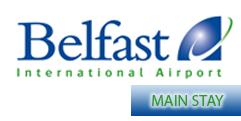 Belfast International Main Stay Car Park logo