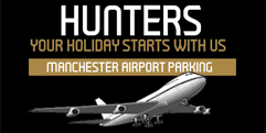 Manchester Hunters Airport Parking logo