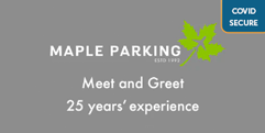 Stansted Maple Manor Meet & Greet logo