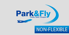 Newcastle Park & Fly logo