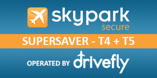Heathrow Skyparksecure Supersaver Meet & Greet logo