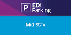Edinburgh Airport Mid Stay Car Park