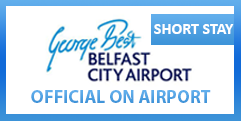 Belfast City Short Stay logo