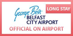 Belfast City Long Stay logo