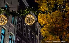 Zonder kerstmarkt