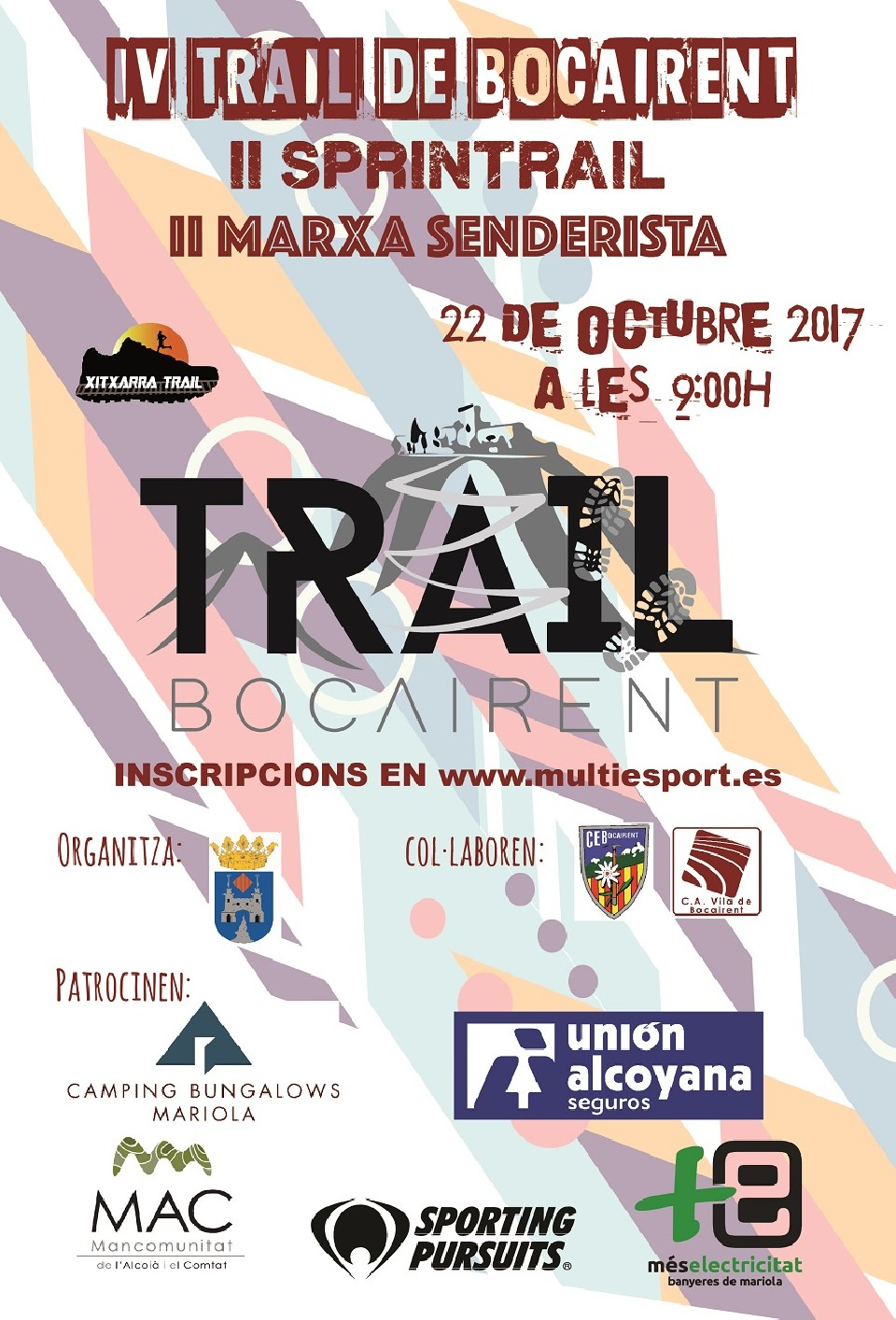 IV Trail de Bocairent