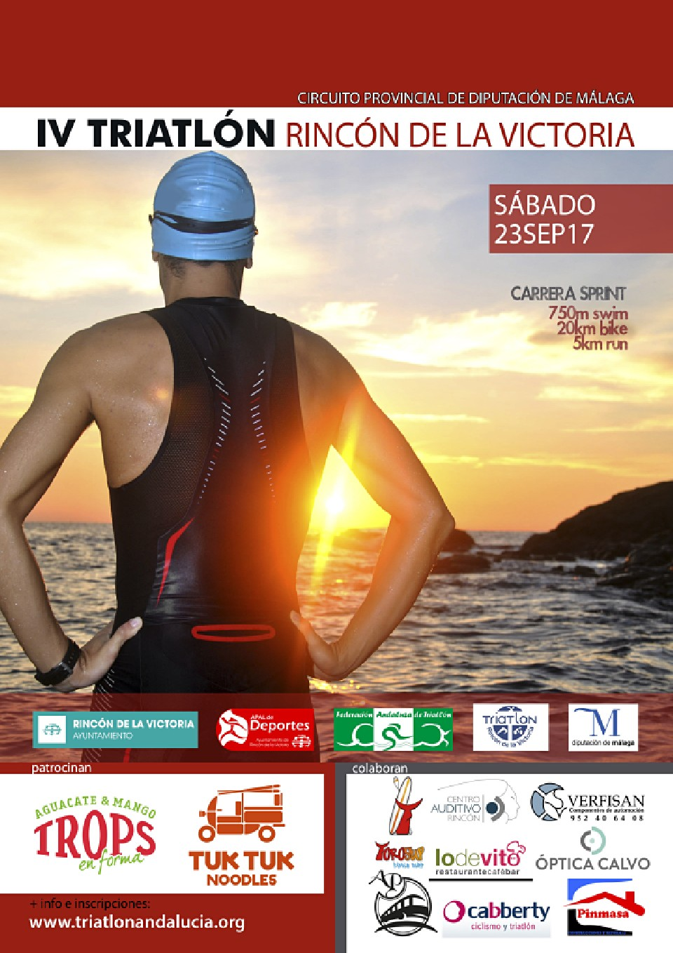 IV Triatlón Superseries Rincón de La Victoria