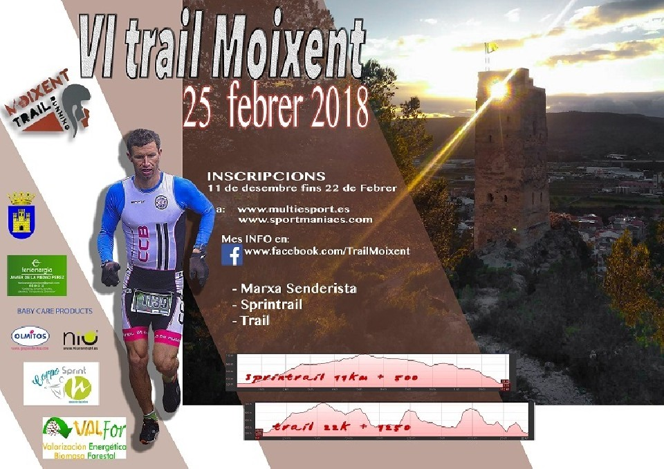 VI Trail de Moixent