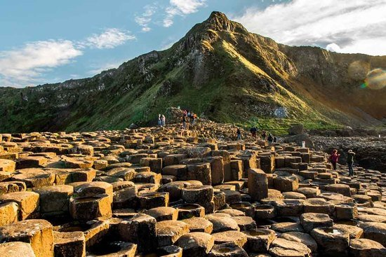 Giant's Causeway Tour from Dublin