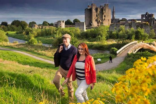 Trim Castle & Slane Whiskey Tour