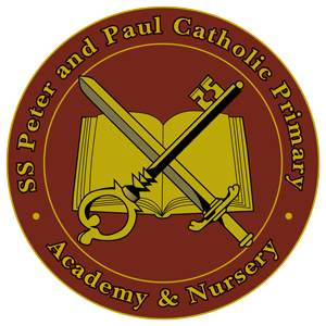school logo SS Peter and Paul