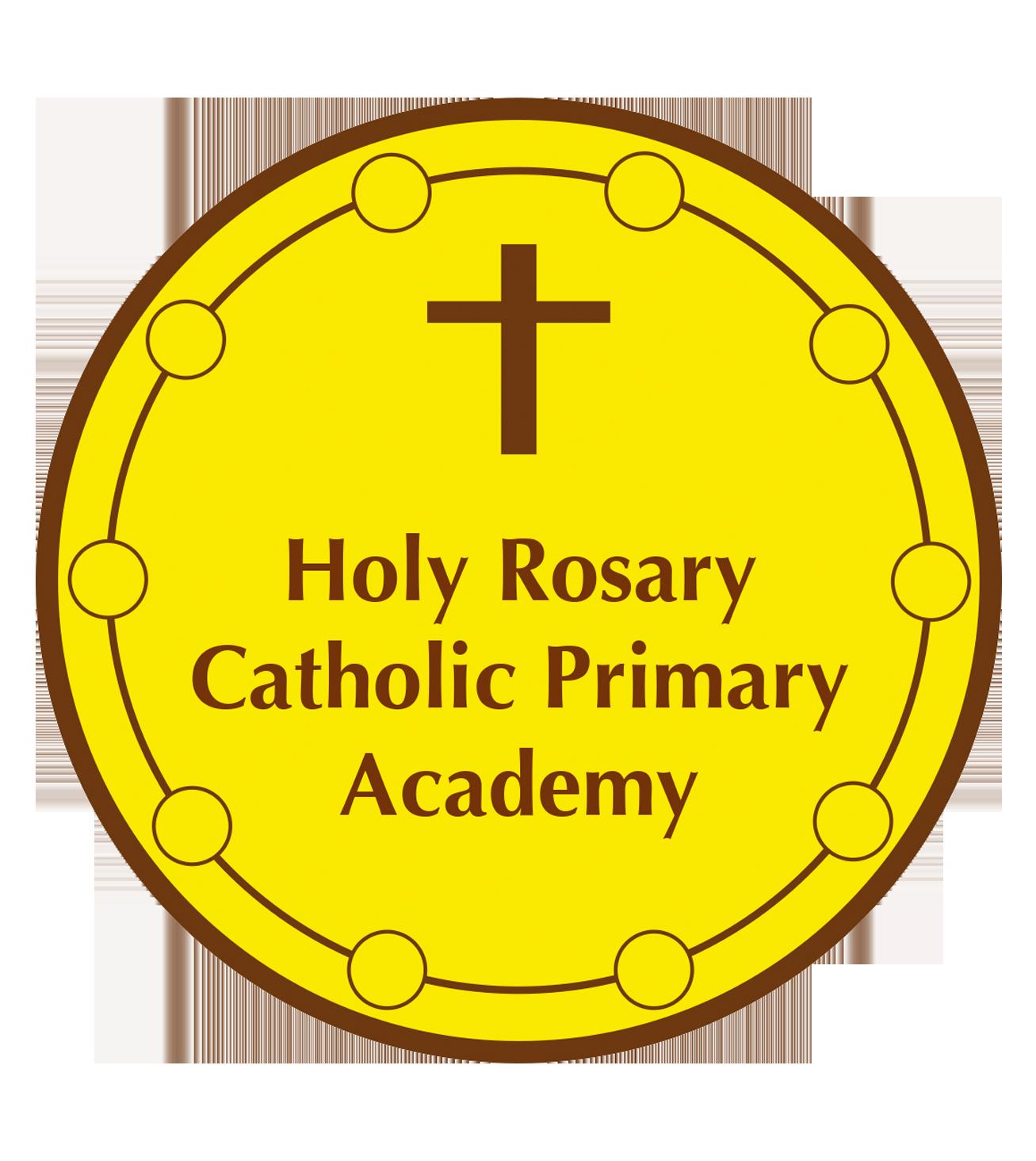 Holy Rosary Catholic Primary Academy Logo