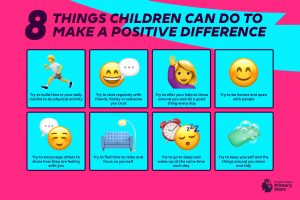 Make a positive difference