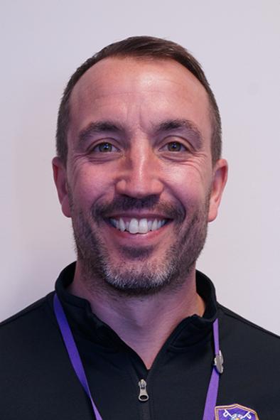 Stephen Monan : Director of Sport