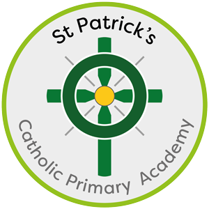 school logo St Patricks