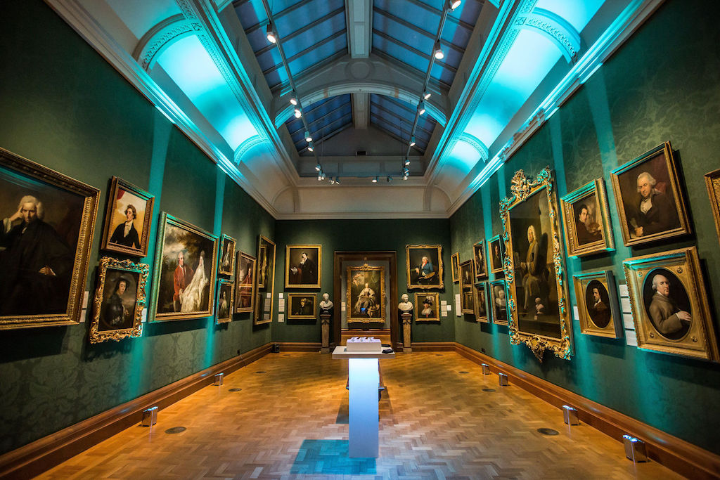 Highlights of the National Portrait Gallery