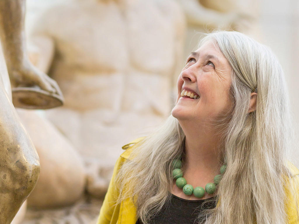Mary Beard's mythology trail