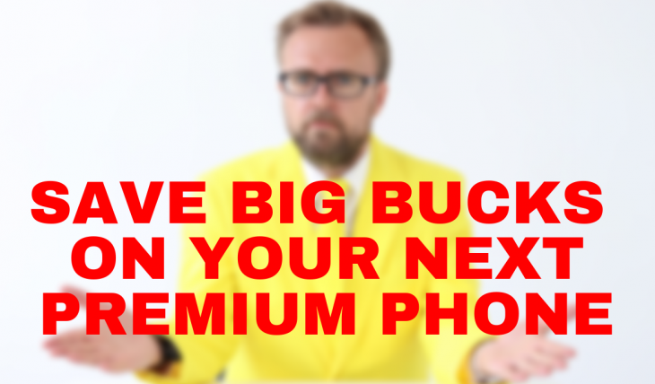 cheap premium phone