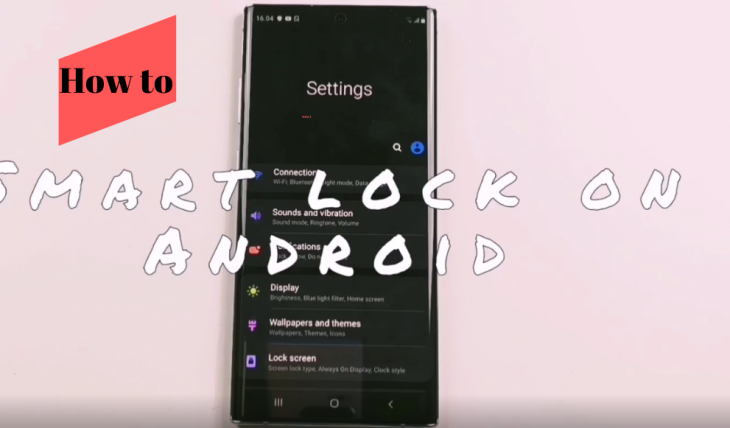 how to activate smart lock