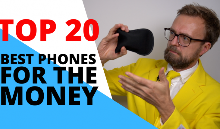 TOP 20 best phones for the money