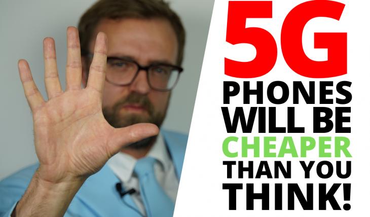 5g phones price