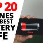 phones with best battery life