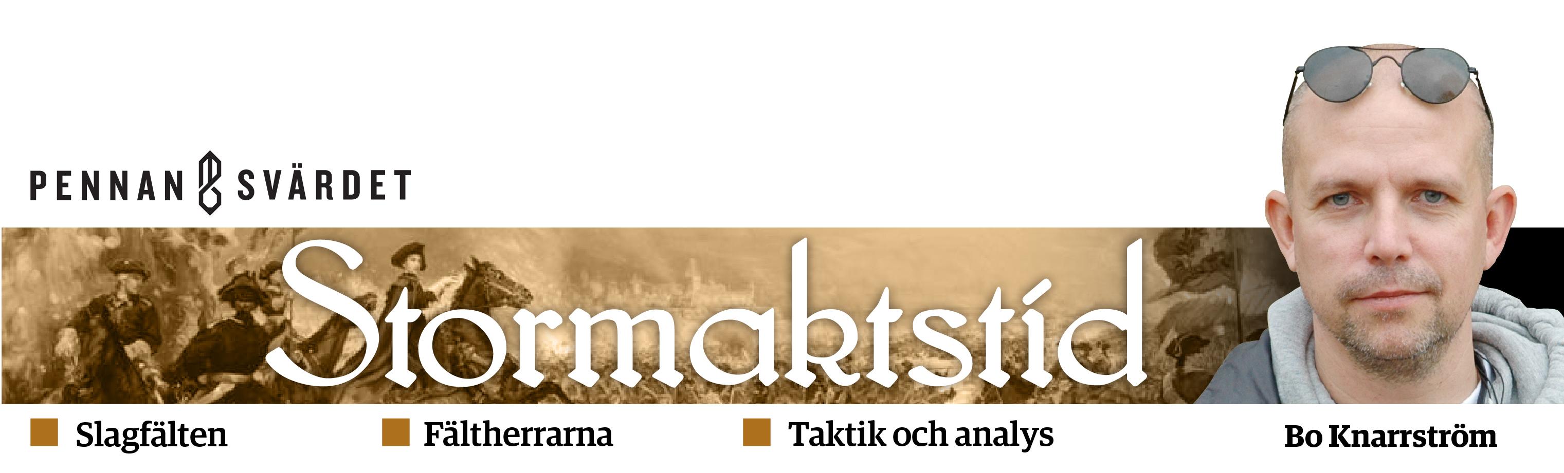 Stormaktstiden, SMB, Bo Knarrström