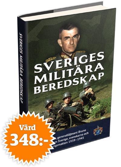 Sveriges militära beredskap