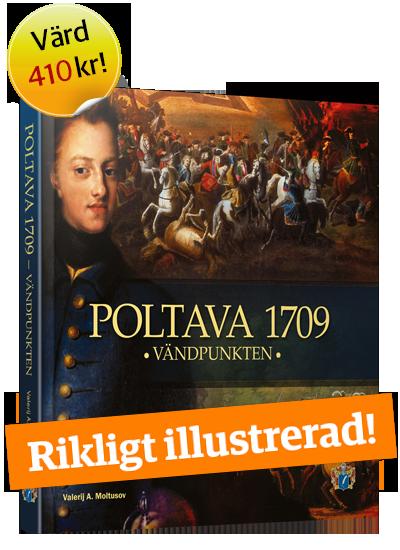 Poltava 1709 - Vändpunkten
