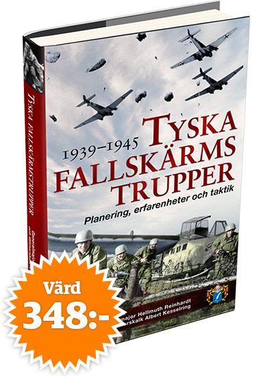 Tyska fallskärmstrupper 1939–1945