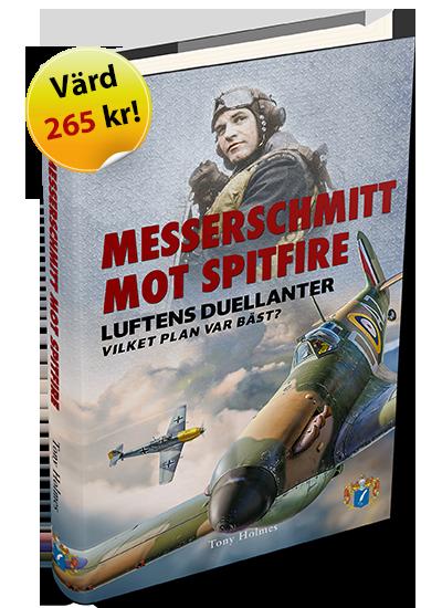 Messerschmitt mot Spitfire