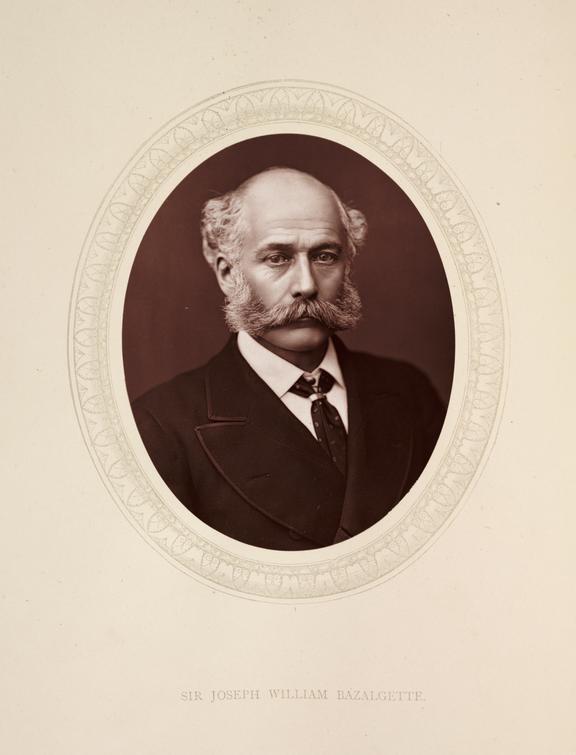 Sir Joseph William Bazalgette ...