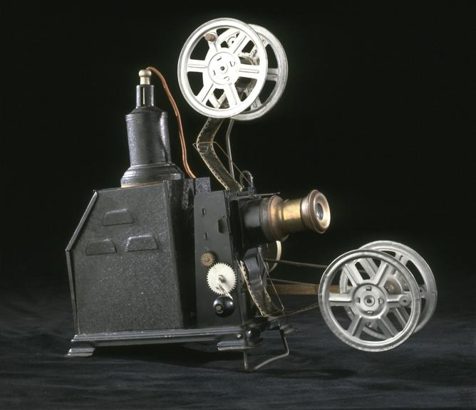 Ak Home Cinema Toy Projector Science Museum Group Collection