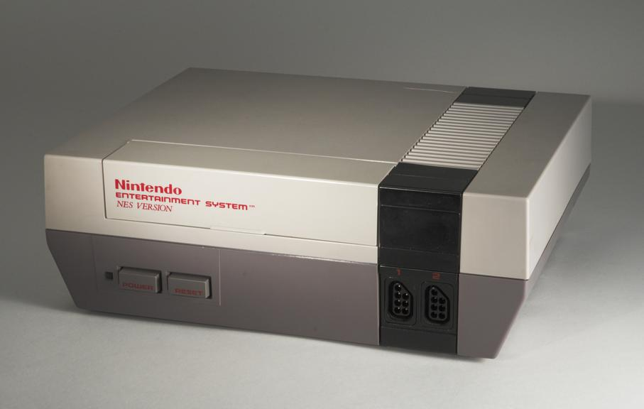nintendo entertainment system nes science museum group collection