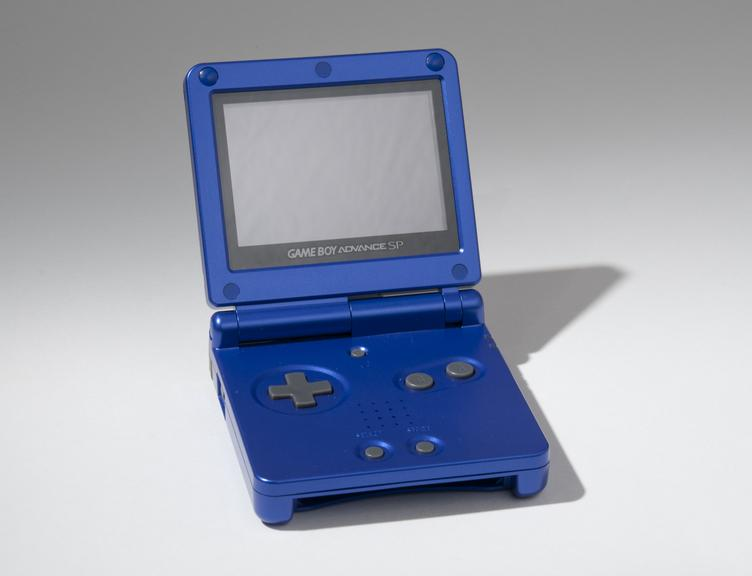 Nintendo Game Boy Advance Sp Model Ags 001 Science Museum Group