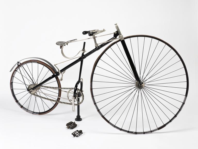 Bicyclette Image lawson 'bicyclette', 1879 | science museum group collection