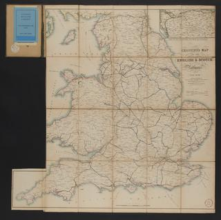 Railway Maps & Plans | Science Museum Group Collection