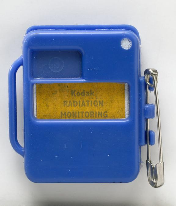 Film Badge Radiation Dosemeters Science Museum Group Collection