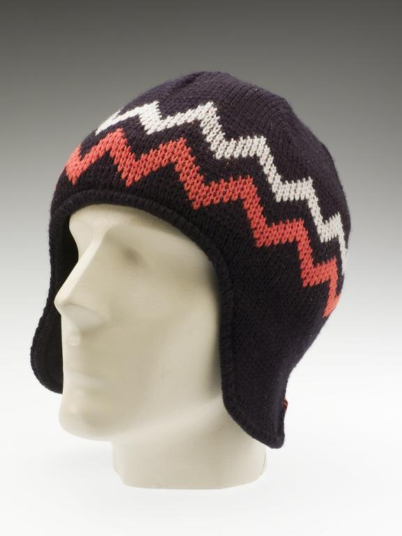 Beanie hat incorporating d3o shear-thickening polymer  5cb1c67afc1