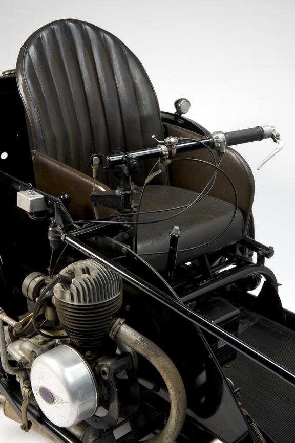 Invacar Invalid Carriage England 1950 1959 Science Museum Group