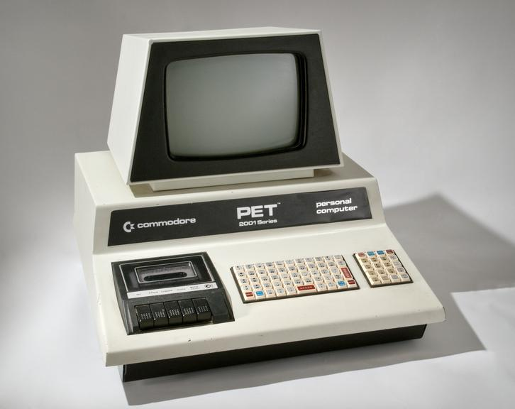 Commodore Pet 2001 Series personal computer | Science Museum Group ...