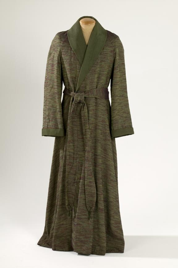 Sherlock Holmes gown   Science Museum Group Collection